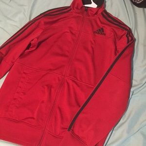 adidas jacket. perfect for girls or boys!